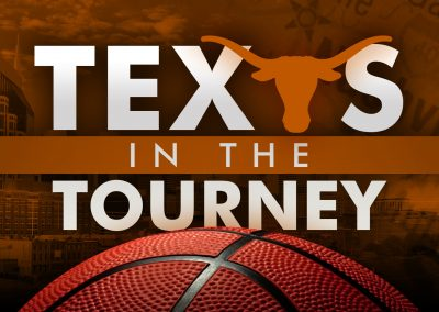 Texas In The Tourney Showcasing