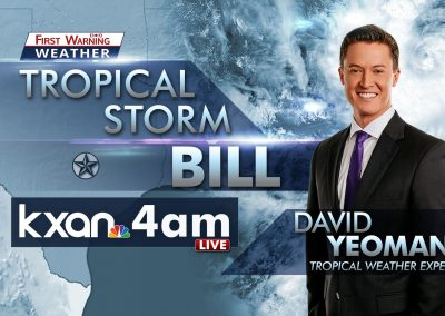 Tropical Storm Bill KXAN Today tease fullscreen