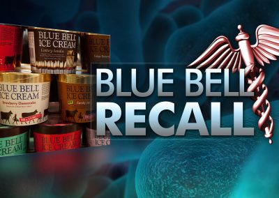 Blue Bell Recall showcasing