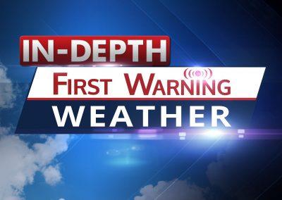 First Warning Weather In-Depth showcasing