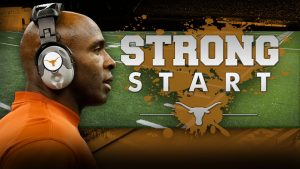 "KXAN UT Longhorns/Charlie Strong ""Strong Start"" Showcasing"
