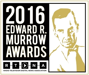 2016 Regional Edward R. Murrow Award