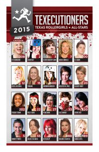 Texas Rollergirls Texecutioners Roster