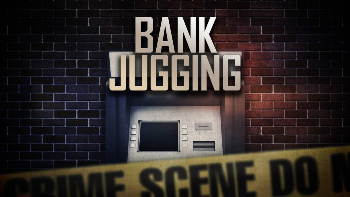 Bank Jugging Monitor/OTS Graphic