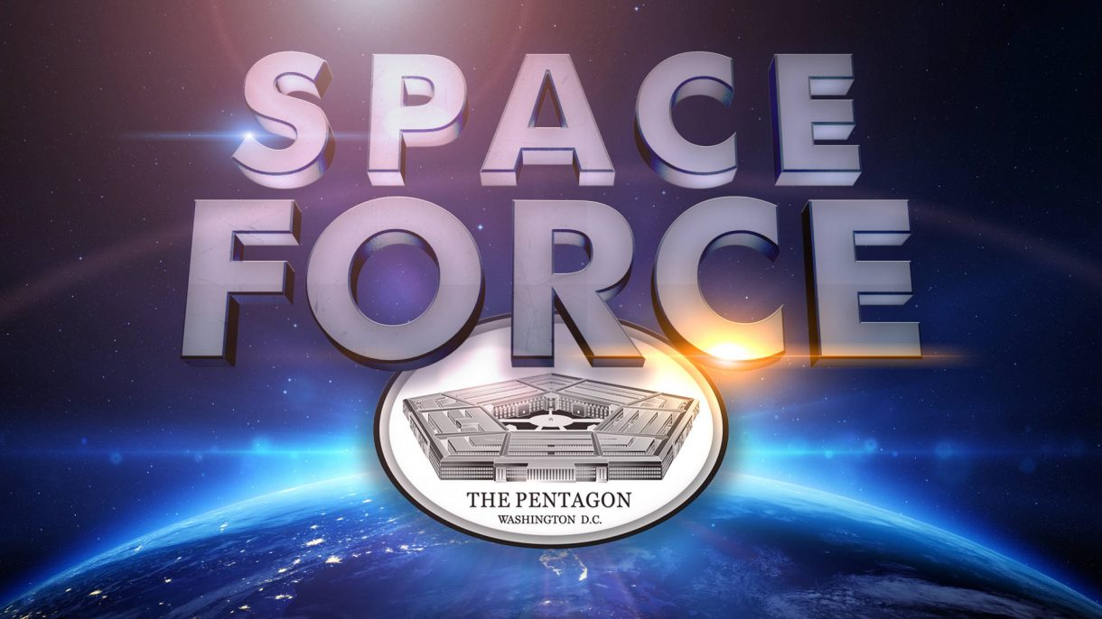 Space Force Monitor/OTS Graphic